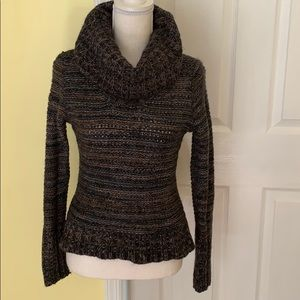 Loft chunky cowlneck sweater